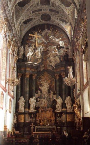 Базилика обретения Святого Креста и Рождества Богородицы