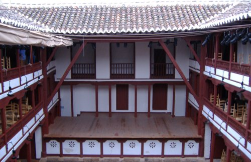 Испанская сцена в XVI – XVII вв.