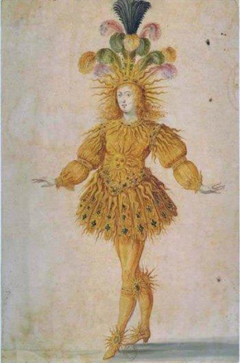 Оперно-балетные постановки во Франции XVI –XVII вв
