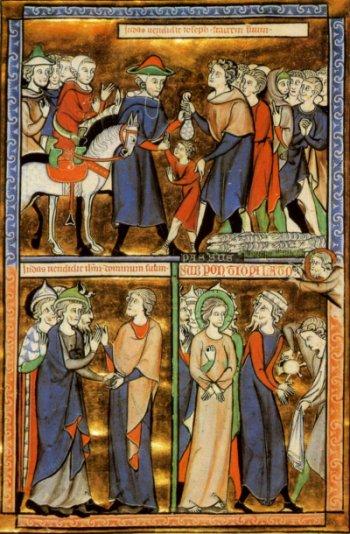 Художественно-стилистические особенности рукописей