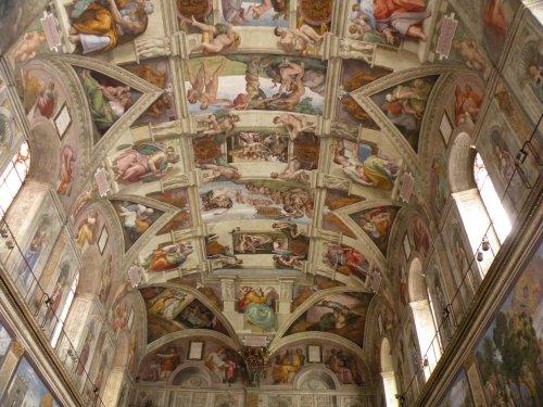 Пластические образы «Комедии» в искусстве Микеланджело