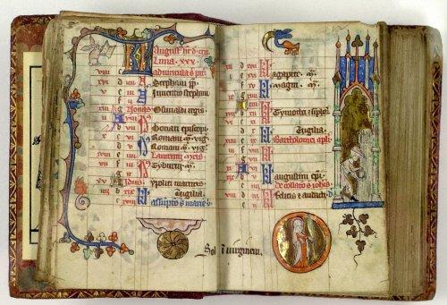 Техника книги в эпоху феодализма