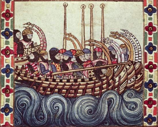 Крестоносная хроника XI века