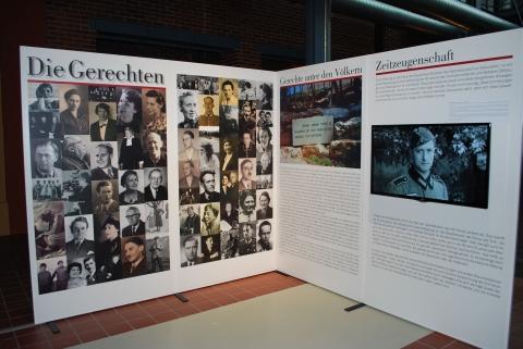 Выставка Праведников мира в Австрии