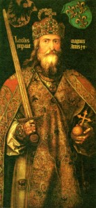КАРЛ ВЕЛИКИЙ (742-814)